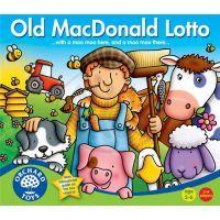 Orchard Toys Old MacDonald Lotto Ó MacDonald ten si žil