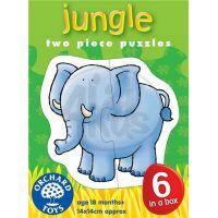 Orchard Toys Puzzle Džungle