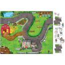 Orchard Toys Puzzle Na farmě 14 dílků 2