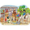 Orchard Toys Puzzle Ve stáji 75 dílků 2