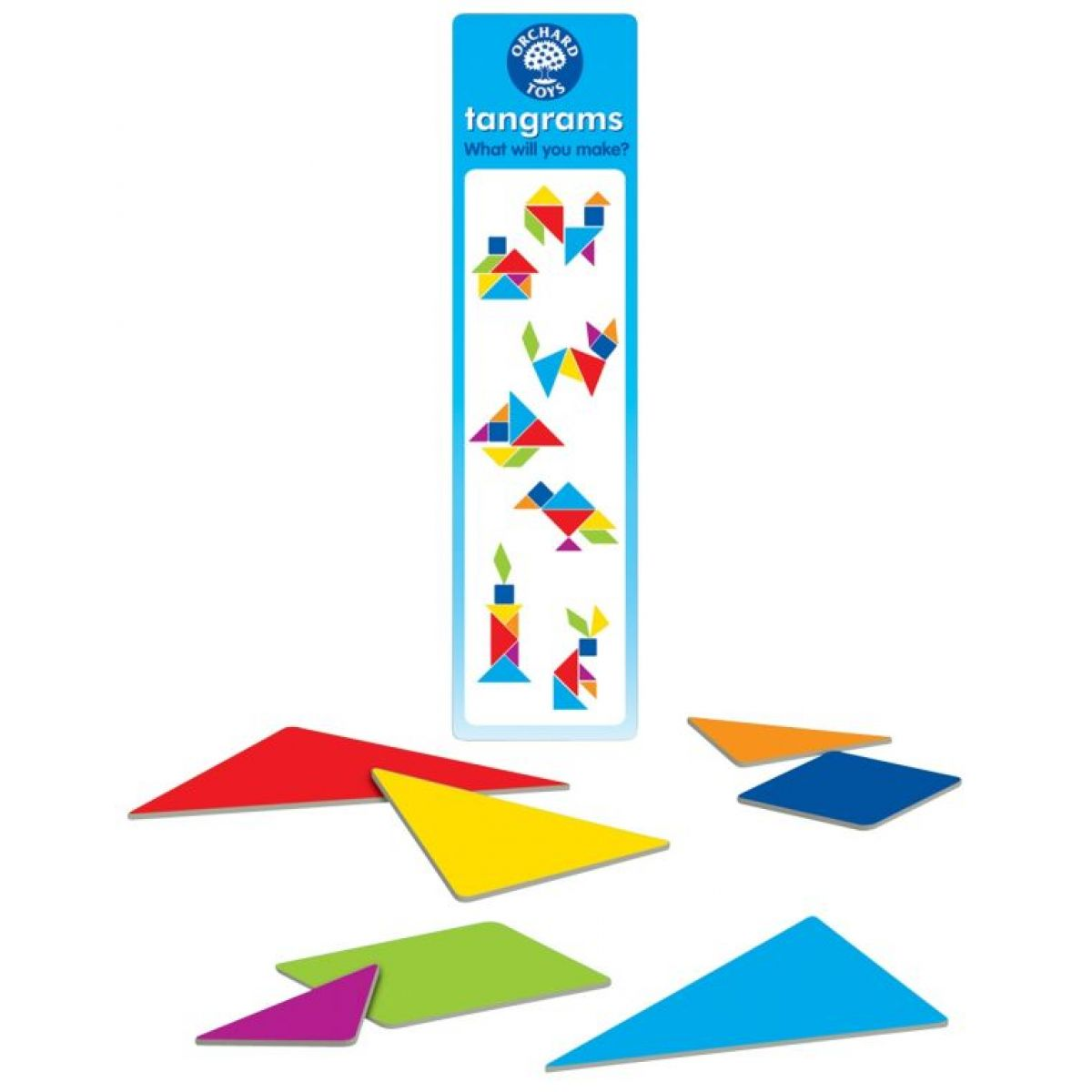 Orchard Toys Tangrams