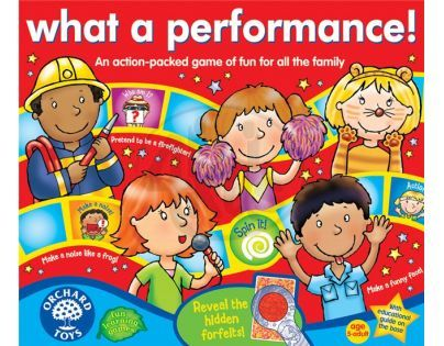 Orchard Toys Hra What a performance