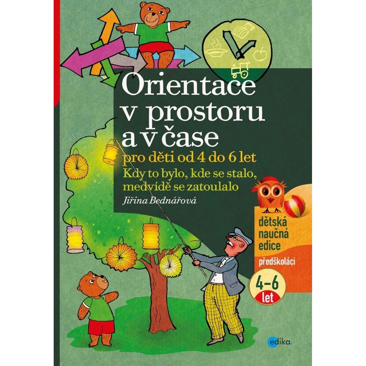 Albatros Orientace v prostoru a čase pro děti od 4 do 6 let 06f19a32bd