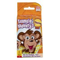 Mattel Padající opičky skákací hra