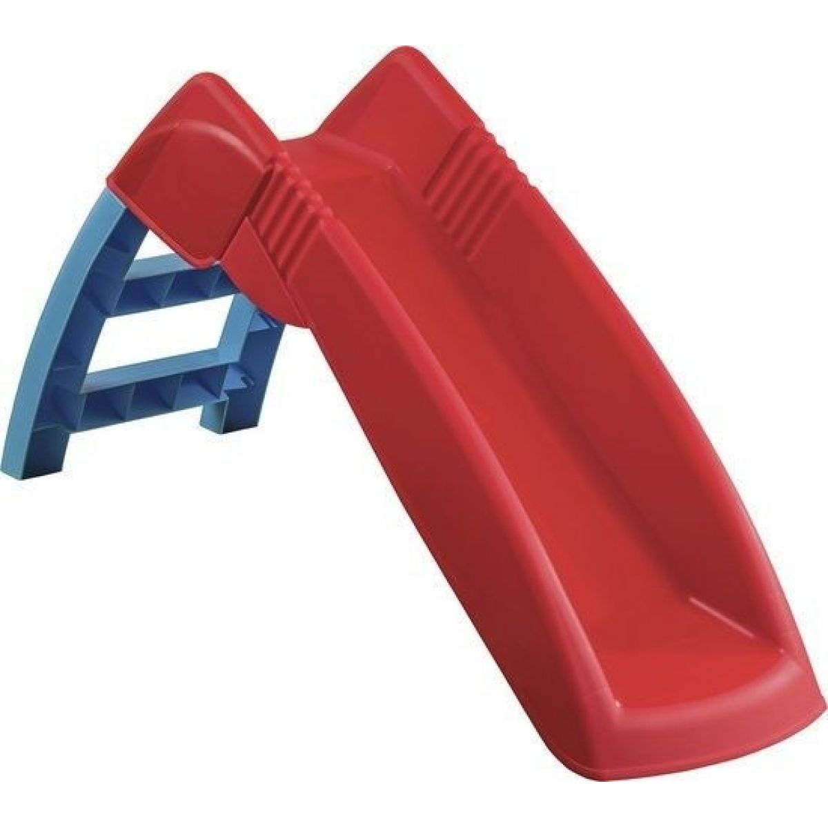 Marian Plast Dětská plastová klouzačka Junior Červená