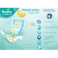 Pampers Active Baby 4 Maxi 147ks 3