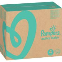 Pampers Active Baby Monthly Box S4 174ks 2