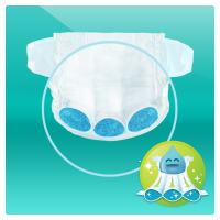 Pampers Active Baby Monthly Box S6 124ks 3