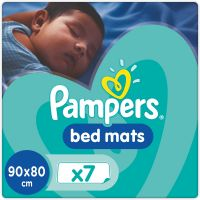 Pampers Bedmats Podložky do postele 7ks