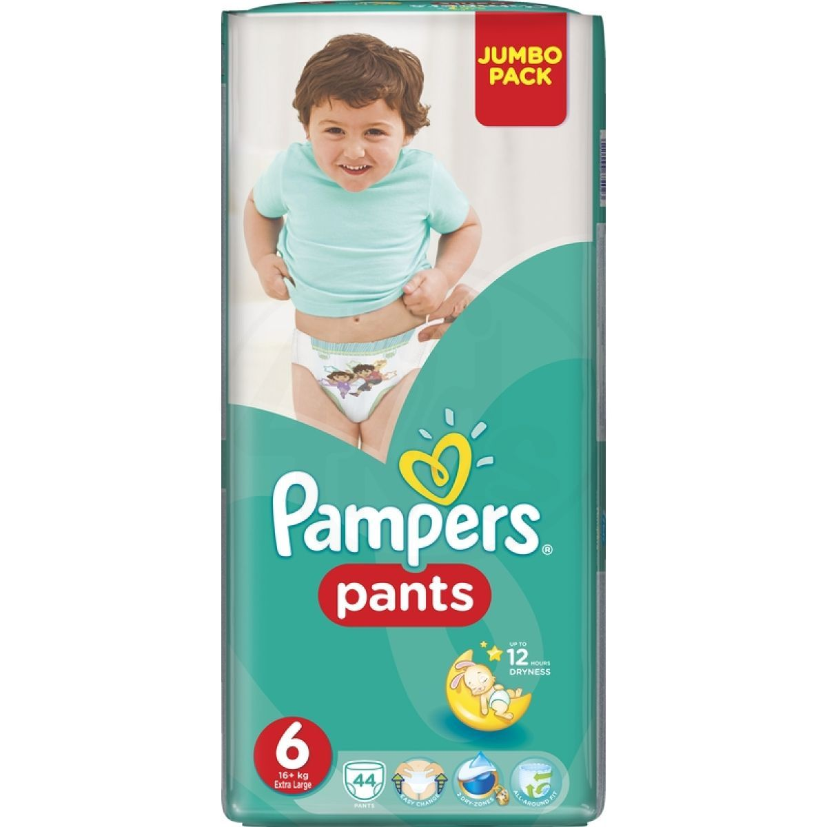 pampers jumbo pack 4