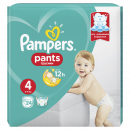 Pampers Plenkové kalhotky Carry Pack 4 Maxi 24ks 2