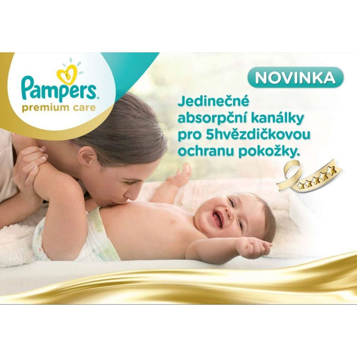 pampers premium protection dm