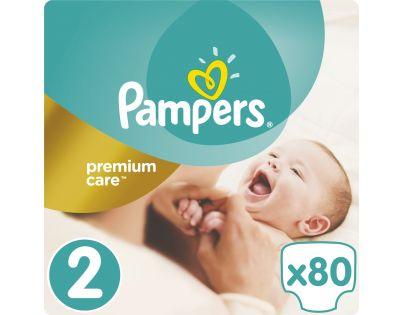 Pampers Premium Care 2 Mini 80ks 3-6kg