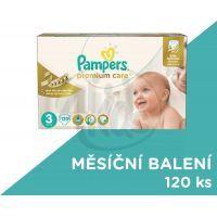 Pampers Premium Care 3 Midi 120ks