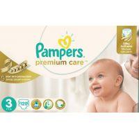 Pampers Premium Care 3 Midi 120ks 2