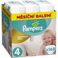 Pampers Premium Care 4 Maxi 168ks