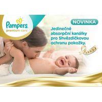 Pampers Premium Care 5 Junior 56ks - Poškozený obal 4