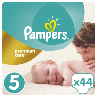 Pampers Premium Value Pack S5 44 ks