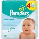 Pampers Ubrousky Baby Fresh Clean 4 x 64ks 2
