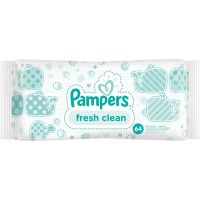 Pampers Ubrousky Baby Fresh Clean 4 x 64ks 3