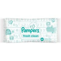 Pampers Ubrousky Baby Fresh Clean 4 x 64ks 4