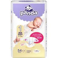 Panda dětské plenky Newborn á 54 ks