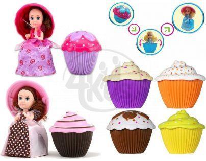 Panenka Cupcake 14cm vonící
