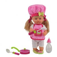 Panenka Nena mluvící 36 cm kuchařka