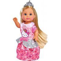 Simba Panenka Evička Hello Kitty Princezna