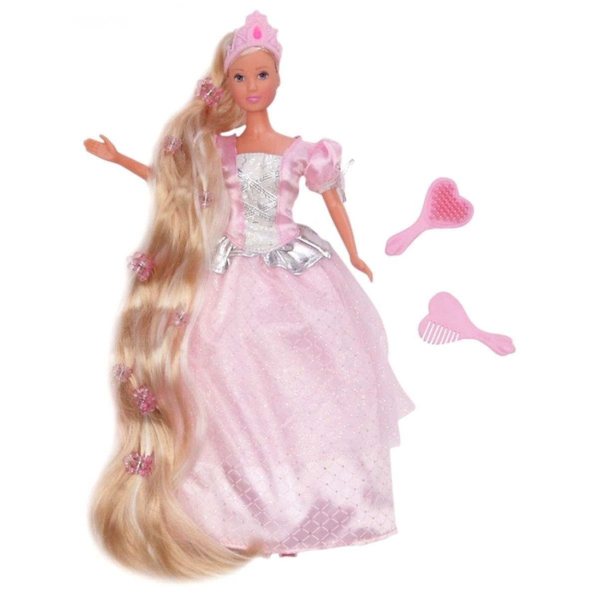 Panenka Steffi Rapunzel - Poškozený obal