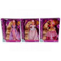 Panenka Steffi Rapunzel - Poškozený obal 4