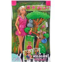 Steffi Love Panenka se zvířátky z džungle 2