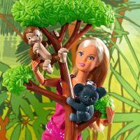 Steffi Love Panenka se zvířátky z džungle 3