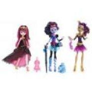 Panenky Monster High - oblíbené panenky příšerky