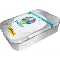Panini Euro 2020 Adrenalyn plechová krabička pocket