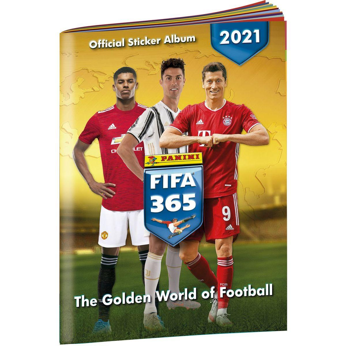Panini FIFA 365 2020 - 2021 album
