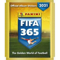 Panini FIFA 365 2020 - 2021 samolepky