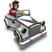Fleg Papírové hračky Auto