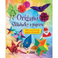 Sun Papírové skládání Origami