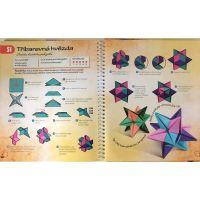 Papierové skladanie Origami 3