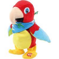 Made Papoušek opakující a chodící