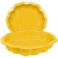 Paradiso Pískoviště mušle žlutá 2