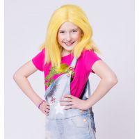 Paruka Lollipopz žlutá – Nika