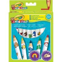 Crayola Mini Kids Pastelky 8ks