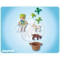 Playmobil 4674 - Pastýřka s kůzlátky 2