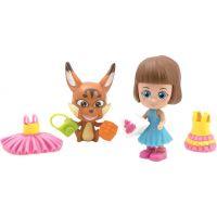 Paula & Friends panenka s doplňky a zvířátkem lišák
