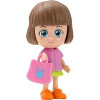 Paula & Friends panenka s doplňky růžový kabátek