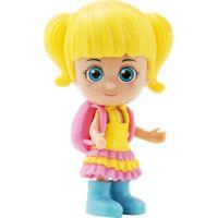 Paula & Friends panenka s doplňky žlutorůžové šaty