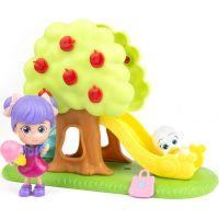 Paula & Friends sada hřiště Klouzačka na stromě