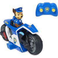 Paw Patrol Chase s motorkou na diaľkové ovládanie